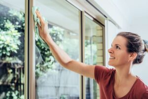Fort Worth TX Window Cleaning & Glass Repair 1
